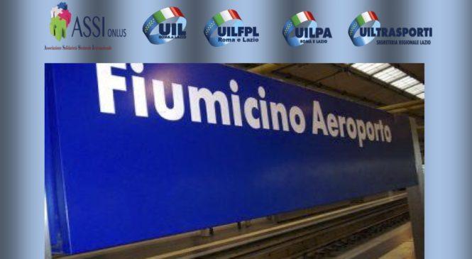 """""""C'è bisogno di Welfare"""". Sanità gratuita ai lavoratori dell'aeroporto di Fiumicino"""