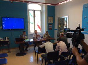 conferenza stampa uil alberto civica