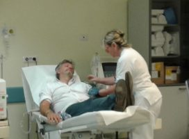 """Assi e Uil in campo per le donazioni di sangue. Dominici: """"Donare sangue è donare la vita"""""""