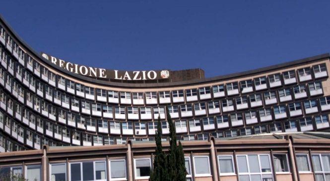 Zingaretti presenta la nuova giunta regionale del Lazio