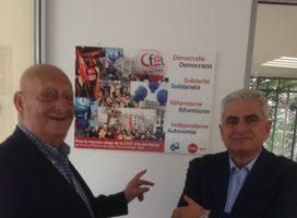 Per un'Europa più integrata e un Medioriente pacificato