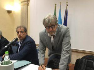 Paolo Dominici, segretario regionale Uil Roma Lazio