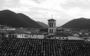 Panorama di Rieti
