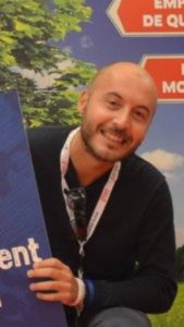 Angelo Pagliara, Segretario organizzativo UilTemp Roma e Lazio