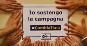 La Campagna social #CambiaIkea