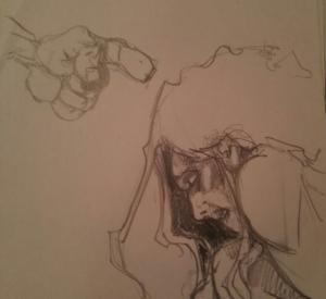 vignetta violenza