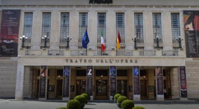 Un tavolo istituzionale per rilanciare il Teatro dell'Opera