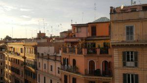 Uno scorcio di Roma