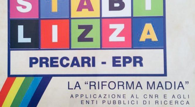 La Ricerca italiana? Un settore strategico al collasso
