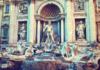 Le monetine della Fontana di Trevi alla Caritas