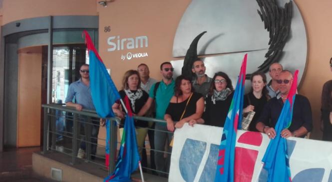 La Simav revoca i licenziamenti