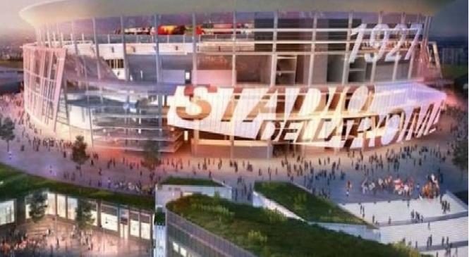 Nuovo stadio della Roma. Nove arresti per corruzione
