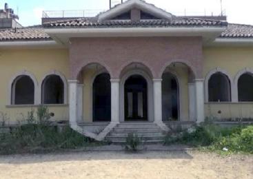La villa dei Casamonica sarà abbattuta