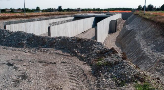 Viterbo è la provincia con più consumo di suolo