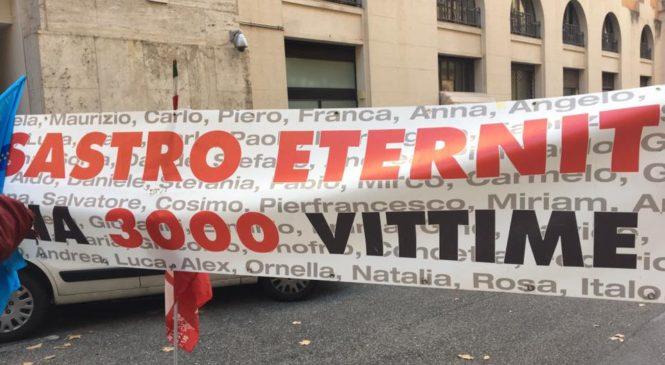 Italia libera dall'Amianto. Quando?