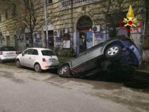 roma sprofonda