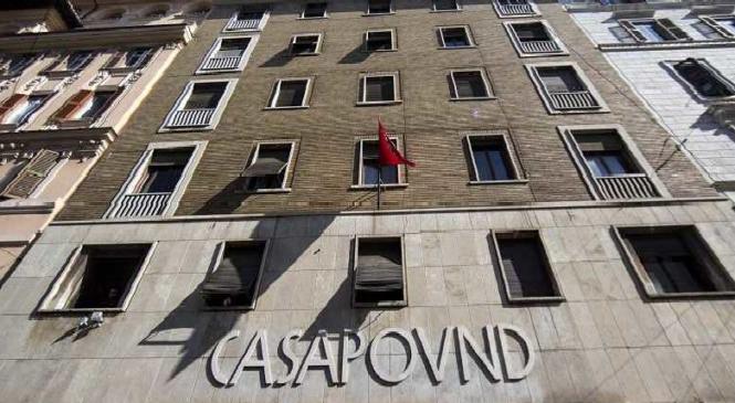 A Roma sgombero immediato per Casapound