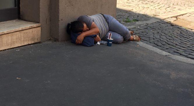 Roma, Capitale di povertà e diseguaglianze