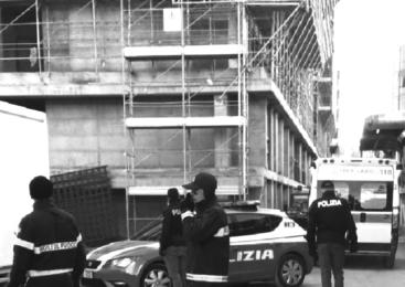 Infortuni sul lavoro. Roma è la provincia italiana con più morti